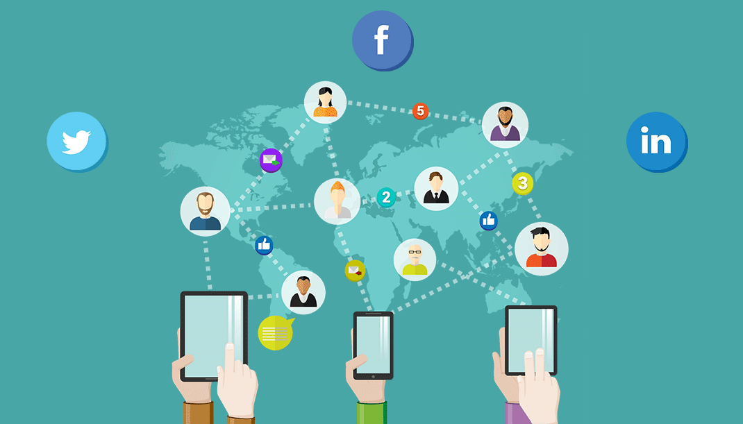 ทำการตลาดออนไลน์ผ่านสื่อ Social Media